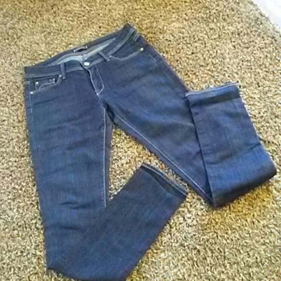 Fidelity Denim Skinny Jeans A3320 Viper Rinse